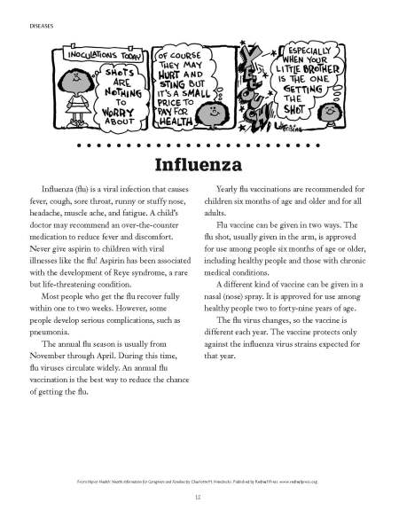 Flu info